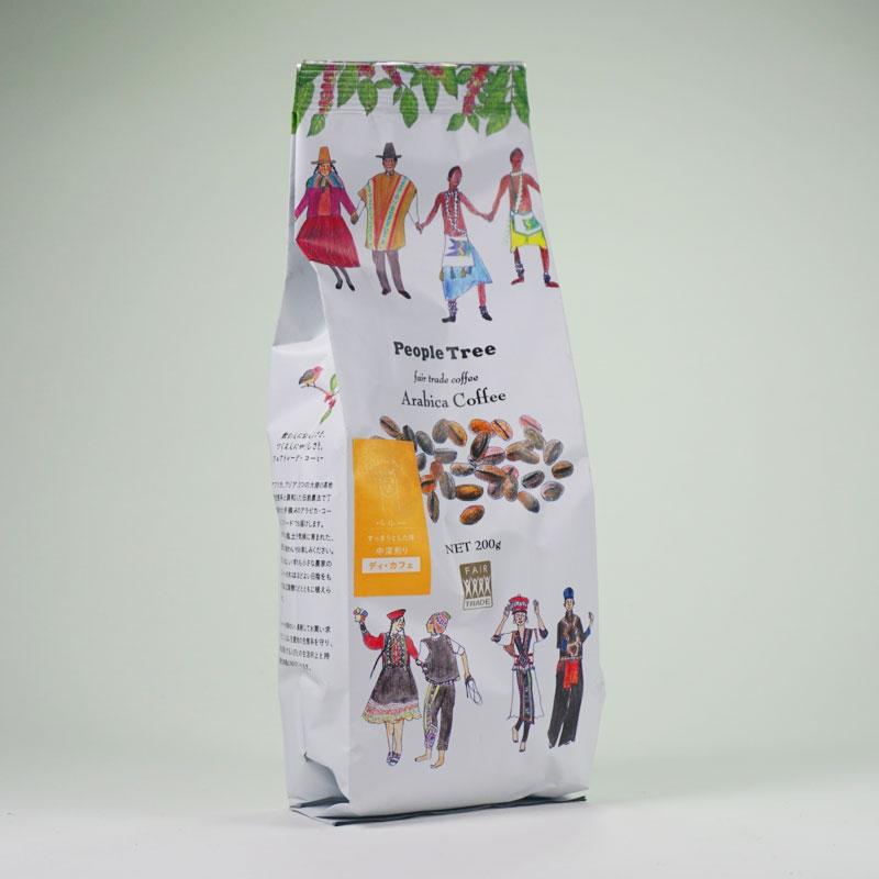 (粉)デカフェミディアムロースト/レギュラーコーヒー