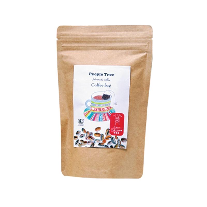 コーヒーバッグ 有機ペルー