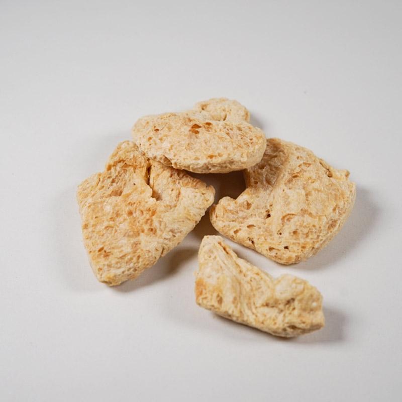 EU ジャックの豆ミート ナゲット (有機大豆蛋白質)