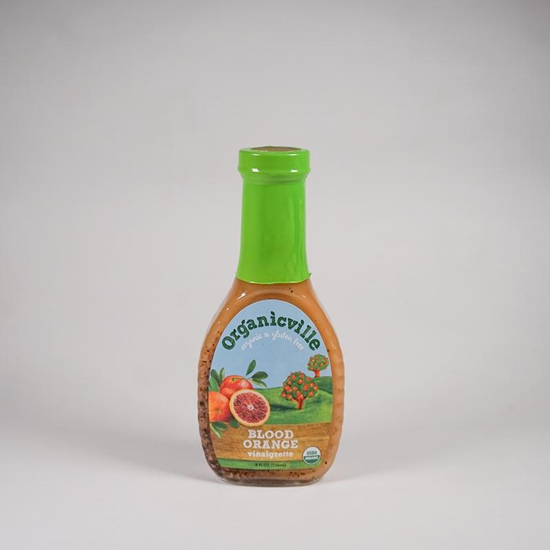 ブラッドオレンジ ビネガー