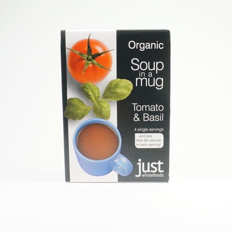 トマト&バジル インスタントスープ