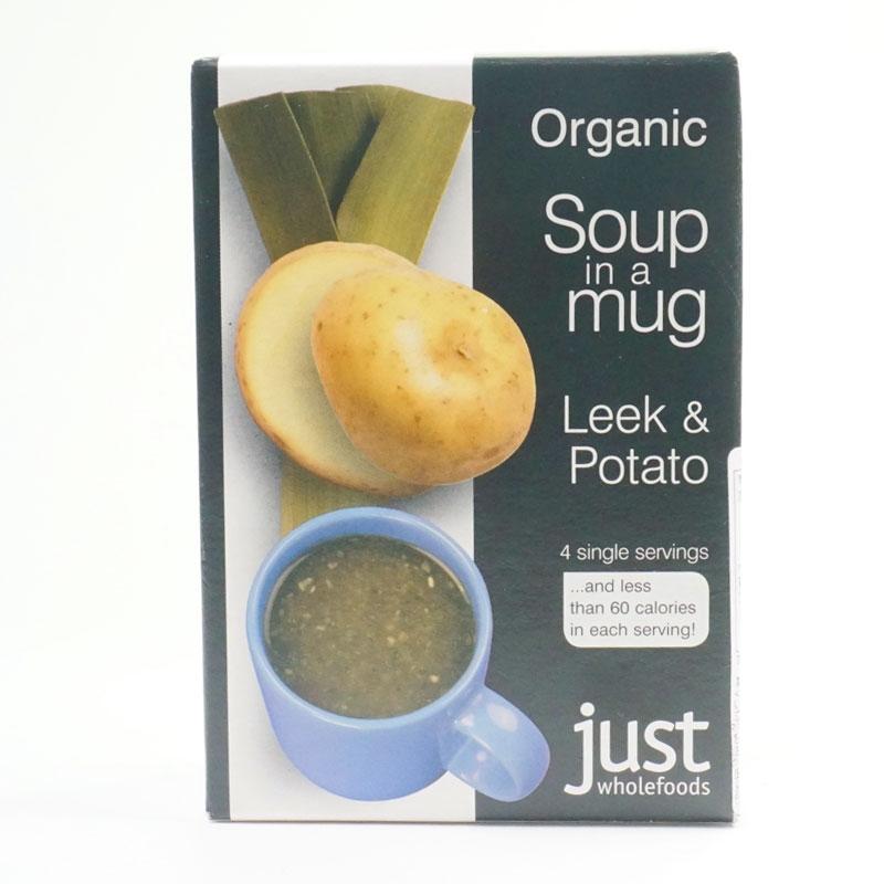 リーキ&ポテト インスタントスープ