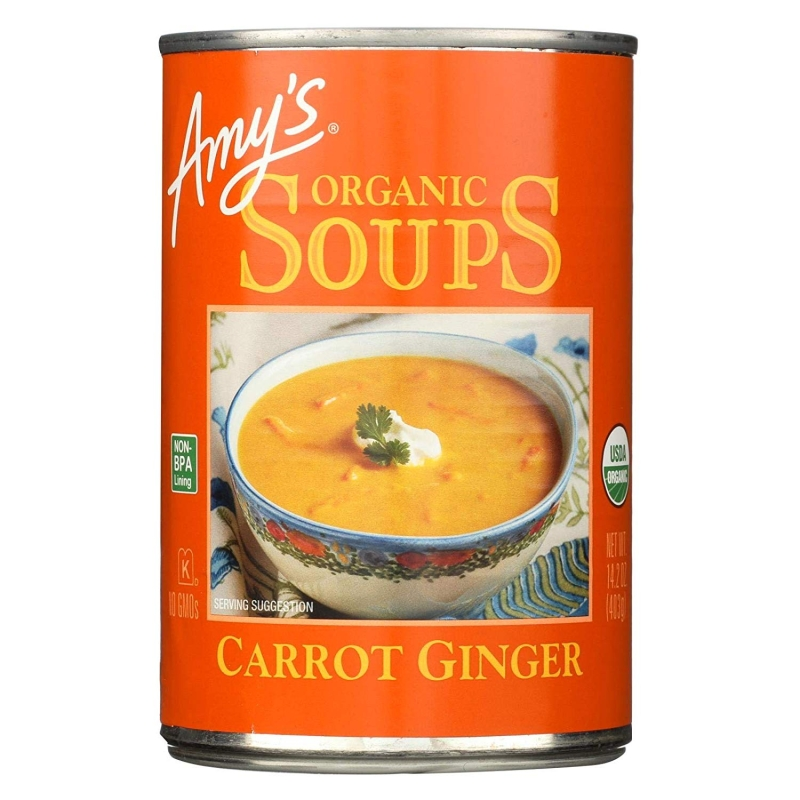 キャロット ジンジャースープ