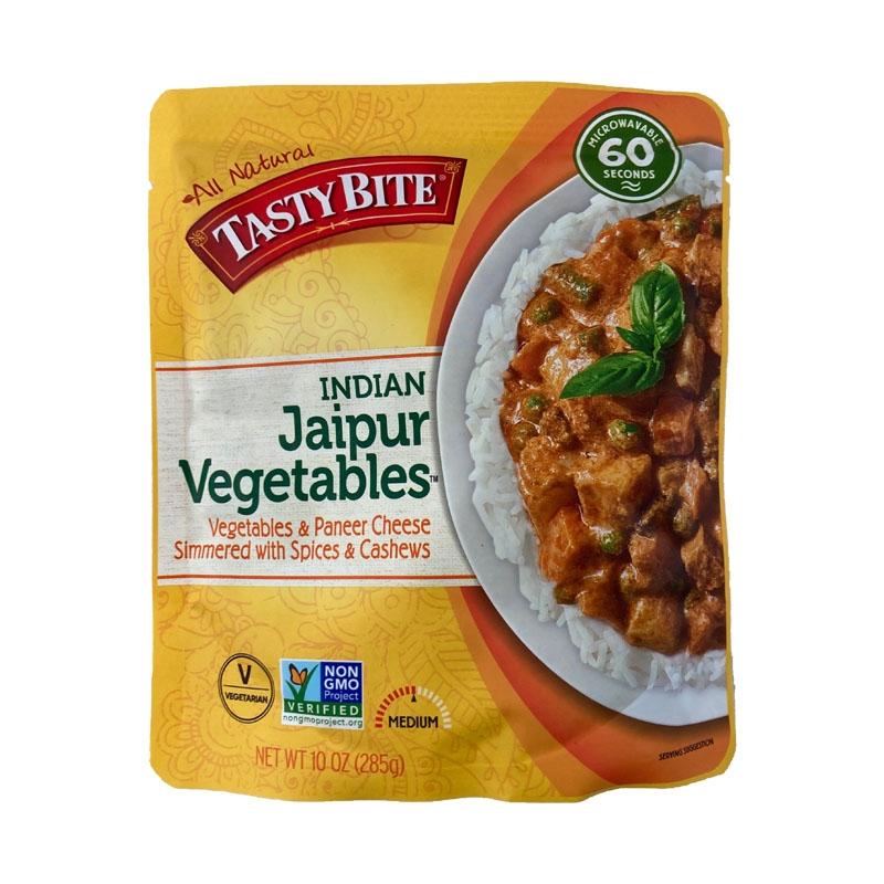 ジャイプール風野菜カレー