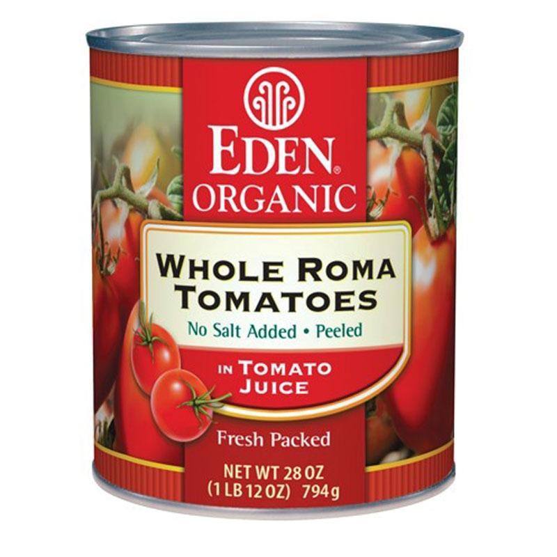 ホールローマトマト缶