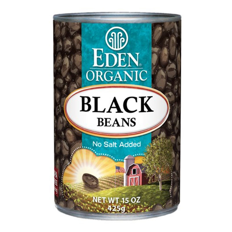 ブラックビーンズ缶詰