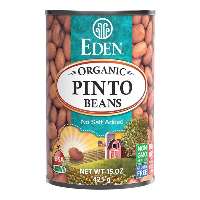 有機ピントビーンズ缶ーンズ缶詰