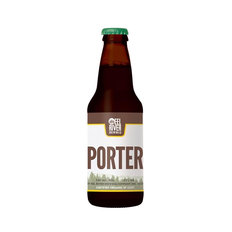 ポータービール イールリバー カリフォルニア