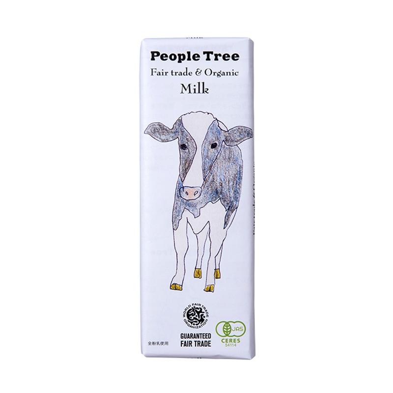 (ピープルツリー)ミルクチョコレート