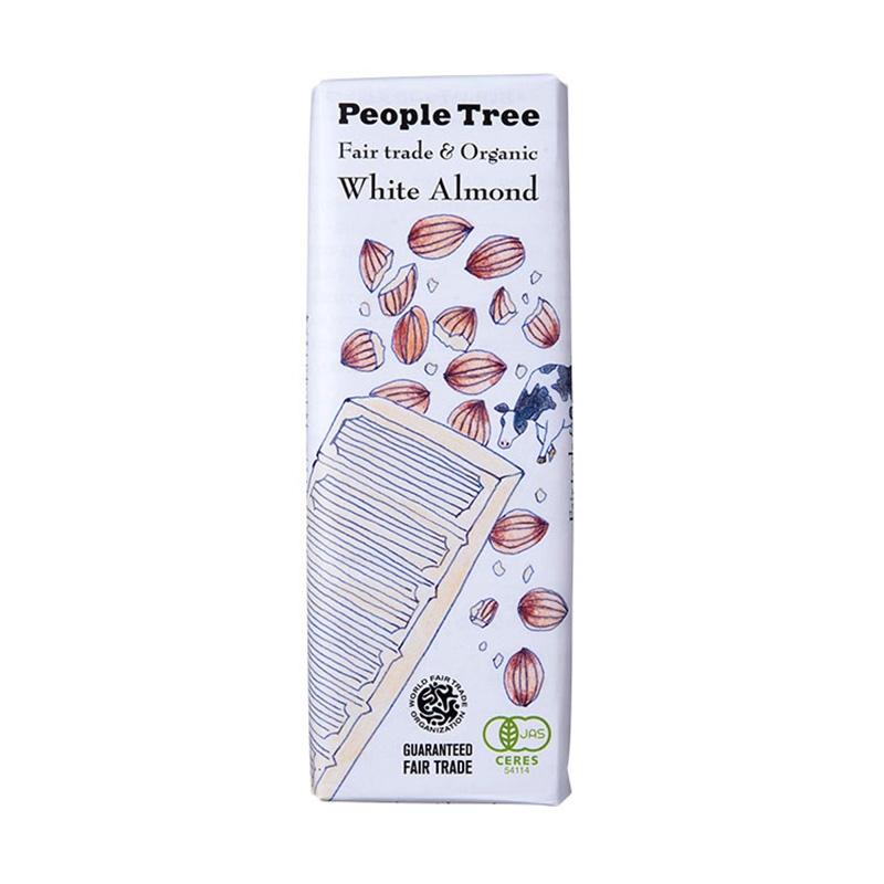 (ピープルツリー)ホワイト・アーモンド